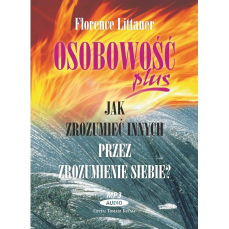 Osobowość plus - Audiobook [CD MP3] - box awers
