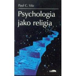 Psychologia jako religia - okładka przód