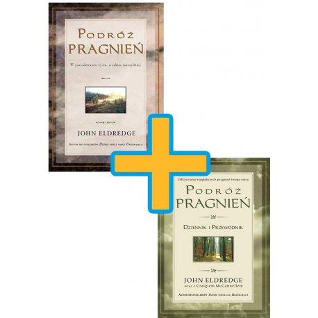Pakiet Podróż pragnień i Podróż pragnień dziennik