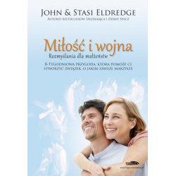 Miłość i wojna rozmyślania dla małżeństw - okładka przód