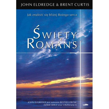 Święty romans - okładka przód