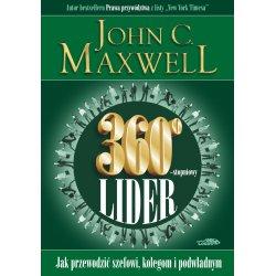 360-stopniowy lider - okładka przód