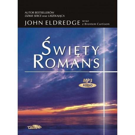 Święty romans - audiobook - okładka