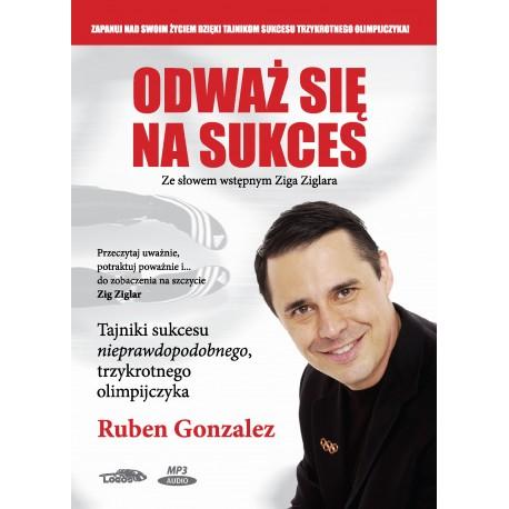 Odważ się na sukces - Audiobook [CD MP3] - okładka