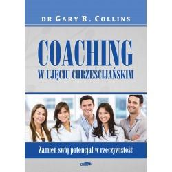 Coaching w ujęciu chrześcijańskim - okładka