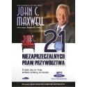 21 niezaprzeczalnych praw przywództwa - Audiobook [CD MP3]