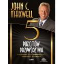 Pięć poziomów przywództwa - Audiobook [CD MP3]