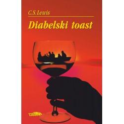 Diabelski toast [oprawa twarda] - okładka awers