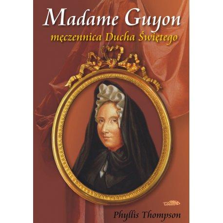 Madame Guyon - męczennica Ducha Świętego - okładka przód