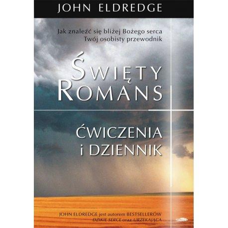 Święty Romans - Ćwiczenia i dziennik - okładka przód